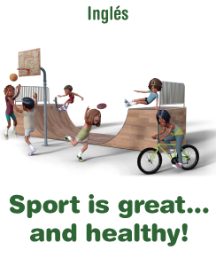 Time for Other Ways: Sport is great ... and healthy!